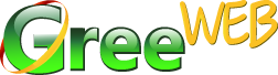 GreeWEB logo